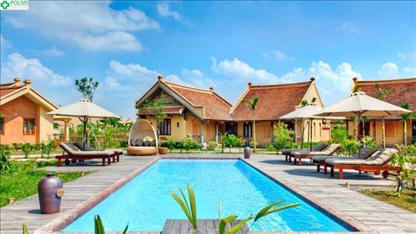 Khu nghỉ dưỡng Minh Châu Resort tại đảo Quan Lạn