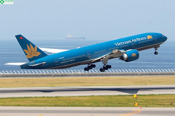 Máy bay VietNam Airlines đi Cát Bà