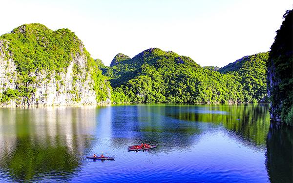 Du lịch Cát Bà khám phá vẻ đẹp kì vĩ tuyệt đẹp của thiên nhiên