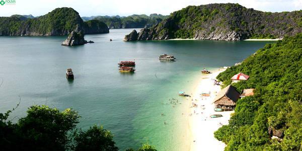 Vịnh Lan Hạ - điểm du lịch hấp dẫn