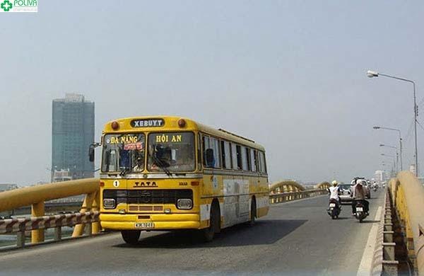 Xe bus từ Đà Nẵng đi Hội An