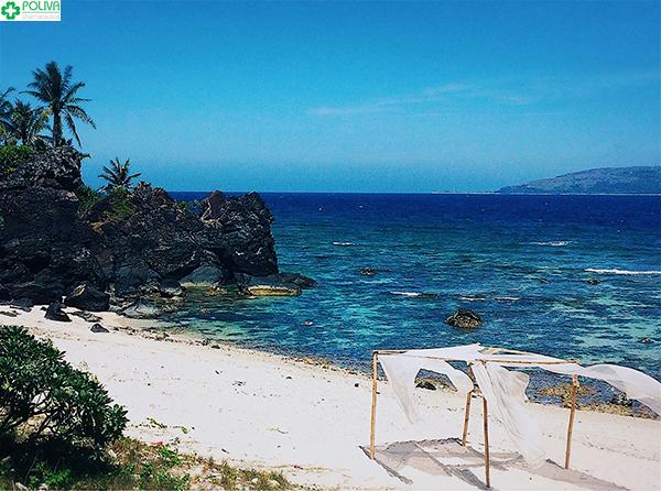 Đảo Lý Sơn tuyệt đẹp vào mùa hè.