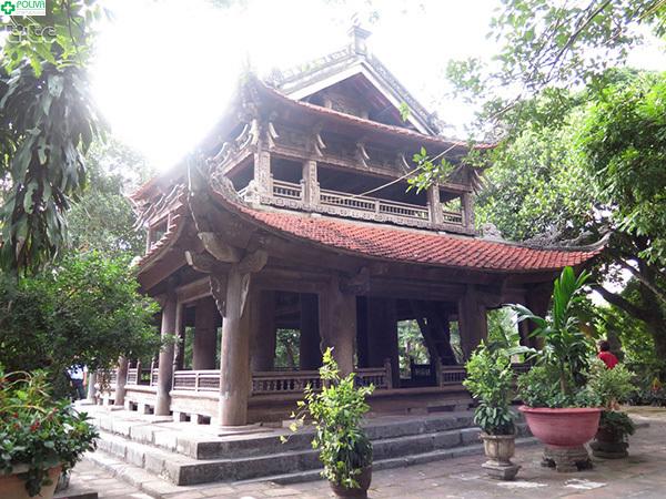 Du lịch Chùa Bái Đính đừng bỏ qua Đền thờ Thánh Nguyễn bạn nhé!!