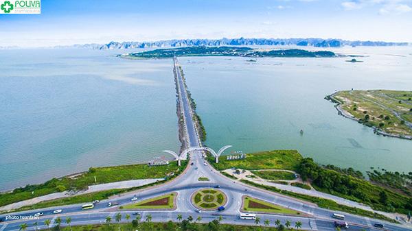 Đảo Tuần Châu là một trong những hòn đảo đẹp nhất Vịnh Hạ Long.