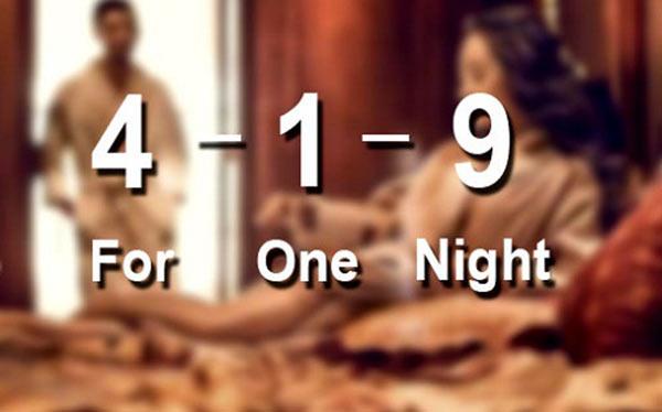 419 là gì? Là KHÔN hay DẠI nếu thích 419 – tình 1 đêm?