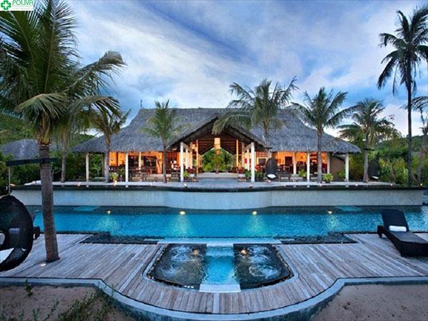 Bãi Tràm Hideaway là resort cao cấp với những tiện nghi hiện đại bậc nhất.