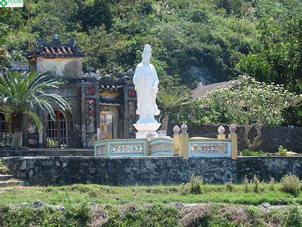 Tượng thờ đồ sộ, linh thiêng ở chùa Hải Tạng