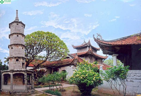 Chùa Phật Tích là danh thắng tâm linh nổi tiếng Bắc Ninh.