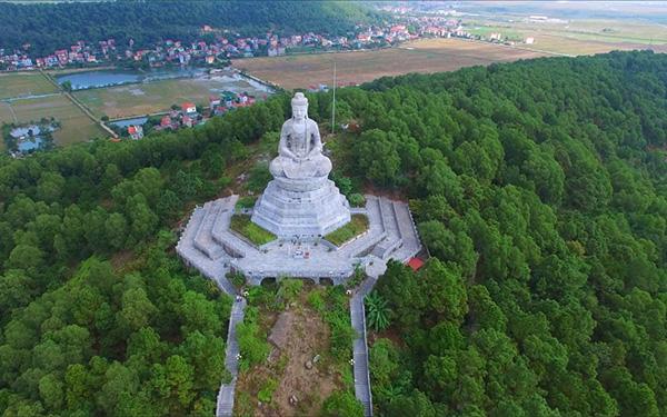 Chùa Phật Tích – Khám phá danh thắng xứ sở quan họ Bắc Ninh