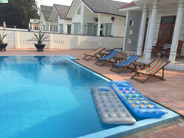 Ganh Do Beach House - homestay độc đáo cho giới trẻ.