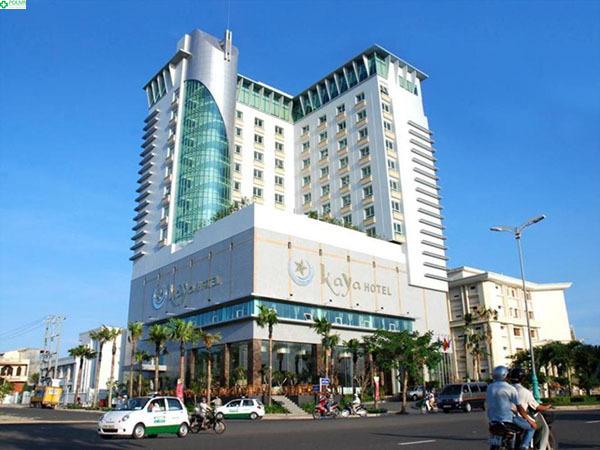 Kaya Phú Yên được rất nhiều du khách lựa chọn khi tới Vịnh Xuân Đài.