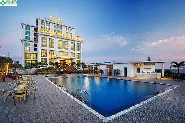 Khách sạn Mường Thanh cung cấp cho du khách những tiện nghi hiện đại bậc nhất.