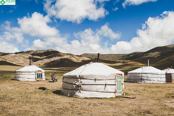 Lựa chọn Lều Mông Cổ làm nơi dừng chân nghỉ ngơi cho hành trình của mình thật thú vị bạn nhé!