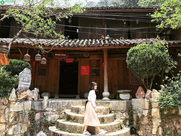 Nhà cổ Đồng Văn với kiến trúc giao thoa Việt - Hoa