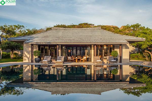 Resort Amanoi cao cấp bậc nhất Ninh Thuận.
