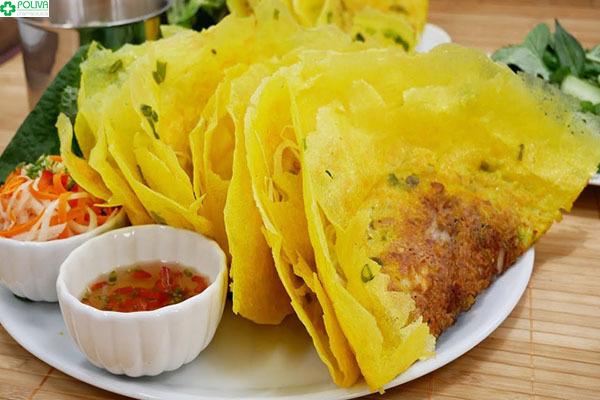 Bánh xèo Quảng Bình là món ăn bạn không thể bỏ qua.