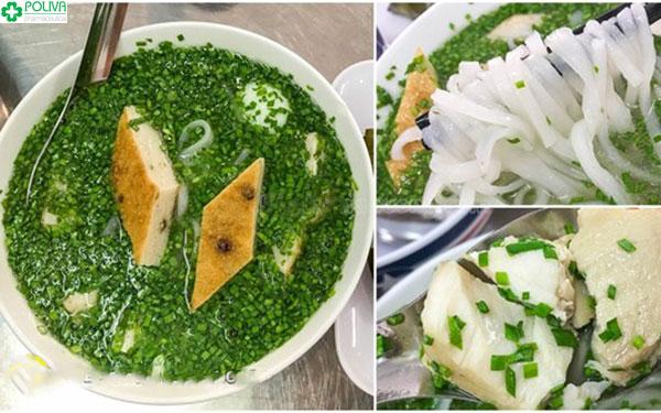 Bánh canh hẹ Phú Yên - món ngon giản dị