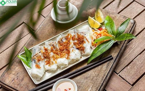 Bánh cuốn được người Hà Nội sành ăn yêu thích
