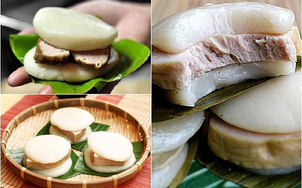 Bánh dày Quán Gánh Hà Nội dẻo trong, thơm ngọt mê mẩn người ăn