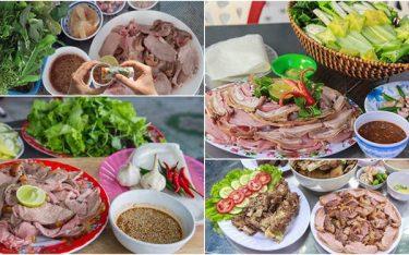 """Bỏ túi 4 quán bê thui Cầu Mống """"ăn đã miệng"""" ở Đà Nẵng"""