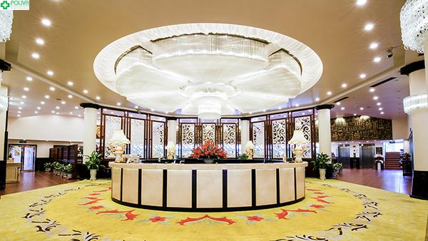 Cận cảnh vẻ sang trọng bên trong casino Đồ Sơn.