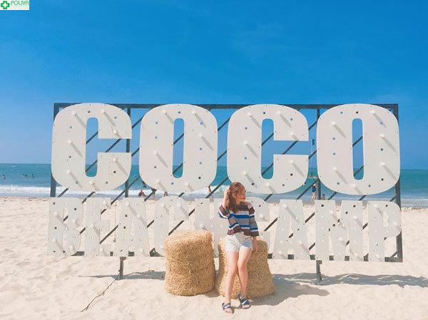 Coco Beach Camp - khu vui chơi cắm trại độc đáo số 1 Việt Nam