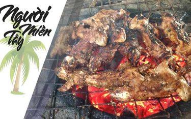 Chuột đồng nướng: Đặc sản An Giang đổi gió cho người sành ăn