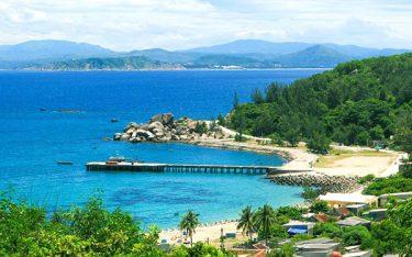 """Cù Lao Xanh: Có gì hot tại """"hòn ngọc"""" đẹp nhất tỉnh Bình Định?"""