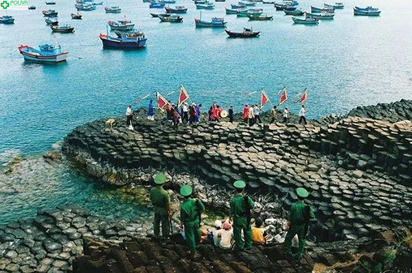 Lễ cầu ngư của ngư dân Tuy An