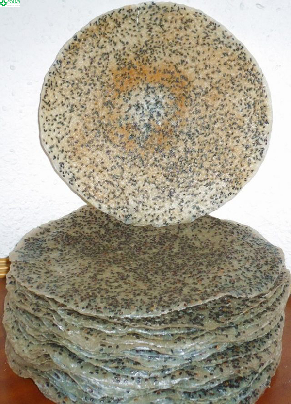 Bánh tráng Hòa Đa nổi tiếng của Phú Yên