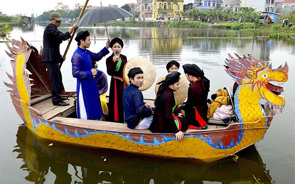 Ghé thăm Hội Lim: khám phá nét đẹp văn hóa xứ quan họ Bắc Ninh