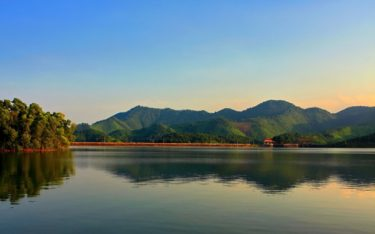 """Hồ Núi Cốc – Điểm đến """"cực chuẩn"""" cho những ngày cuối tuần"""