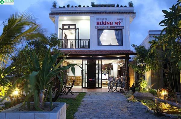 Homestay nghỉ dưỡng ở Cù Lao Chàm