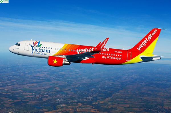 Máy bay sẽ giúp hành khách tiết kiệm được tối đa thời gian
