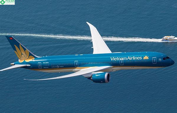 Máy bay là phương tiện di chuyển thuận tiện và tiết kiệm thời gian nhất.