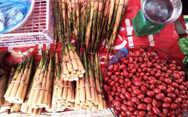 Măng sặt: Tinh hoa ẩm thực đến từ vùng núi Yên Bái