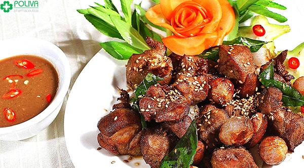 Dê núi Ninh Bình được chế biến thành rất nhiều món ăn hấp dẫn.