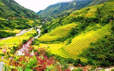 """Thung lũng Mường Hoa: """"Đặc sản"""" thiên nhiên của vùng đất Sapa"""