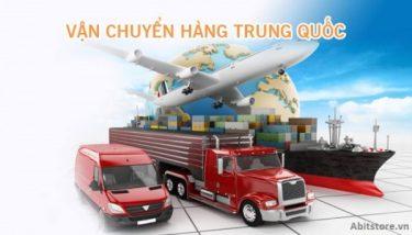 Tối ưu vận chuyển nội địa khi nhập hàng Trung Quốc