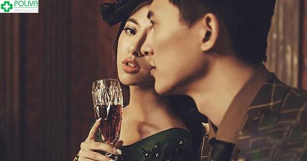 Vẻ đẹp mặn mà của phụ nữ có chồng đủ để mê hoặc cánh đàn ông