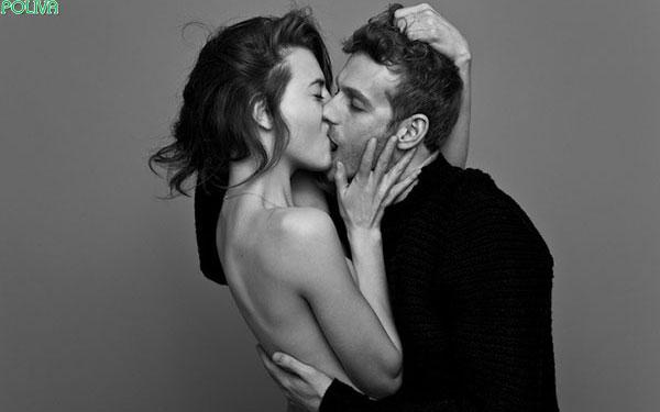 Cách hôn kiểu pháp mãnh liệt, cuồng cháy