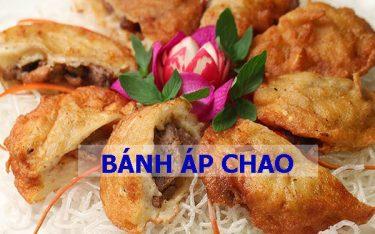 Bánh áp chao Lạng Sơn làm ấm lòng ngày đông rét mướt