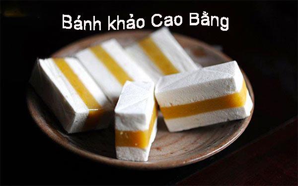 Bánh khảo giản dị gọi Tết về cho người Cao Bằng