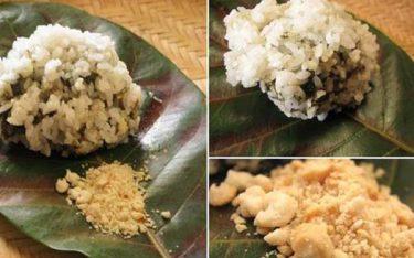 Bánh khúc làng Diềm truyền thống nổi tiếng khắp kinh Bắc