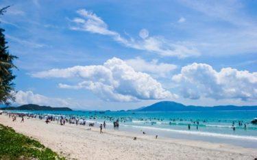 """Rủ nhau du lịch biển Thiên Cầm – """"khúc nhạc trời"""" của tỉnh Hà Tĩnh"""