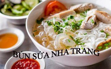 """Bún sứa Nha Trang hớp hồn bao """"thánh"""" sành ăn"""