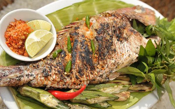 Thẩm vị cá tà ma – loại cá cực hiếm chỉ đảo Lý Sơn mới có