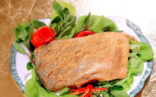 Vị cá thính Lập Thạch khó quên, đã ăn là mê không thể bỏ