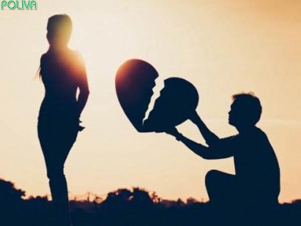 Không hối hận và không nên nối lại sau khi chia tay