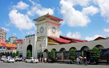 Chợ Bến Thành – biểu tượng của Sài Gòn có gì hấp dẫn?